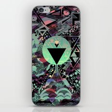 Vulcan iPhone & iPod Skin