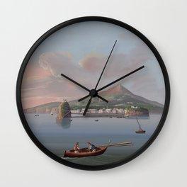 ISCHIA ISLAND Italia Wall Clock