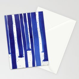 Ultramarine series #6 Stationery Cards