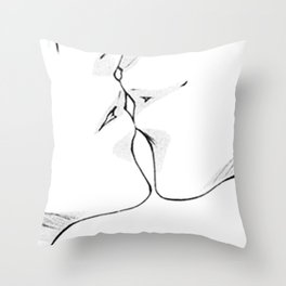 Yaoish Throw Pillow
