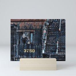 Train Cabin Mini Art Print