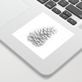Pine Cone (Extended) Sticker
