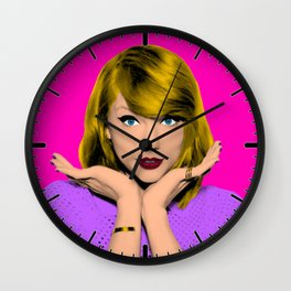 Taylor S. Wall Clock