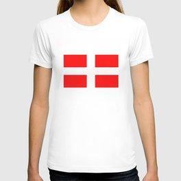 Savoie region flag france province T-shirt