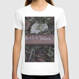 Estelle x2 + Héloïse =  T-shirt