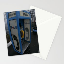 Tulare Phonebooth Stationery Cards
