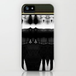 E1M2 MADDY PEEPSHOW iPhone Case