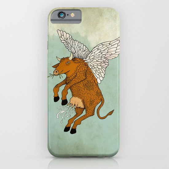 Las vacas voladoras - El día que iPhone & iPod Case