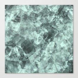 crystal blue Canvas Print