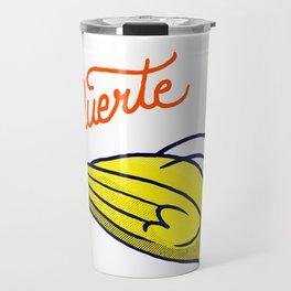 La muerte (bird) Travel Mug