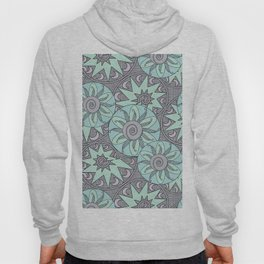 Abstract ethnic pattern Hoody