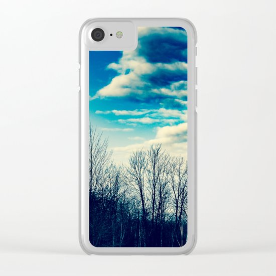 Just Let It Go Clear iPhone Case
