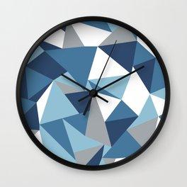 Abstraction #10 Wall Clock
