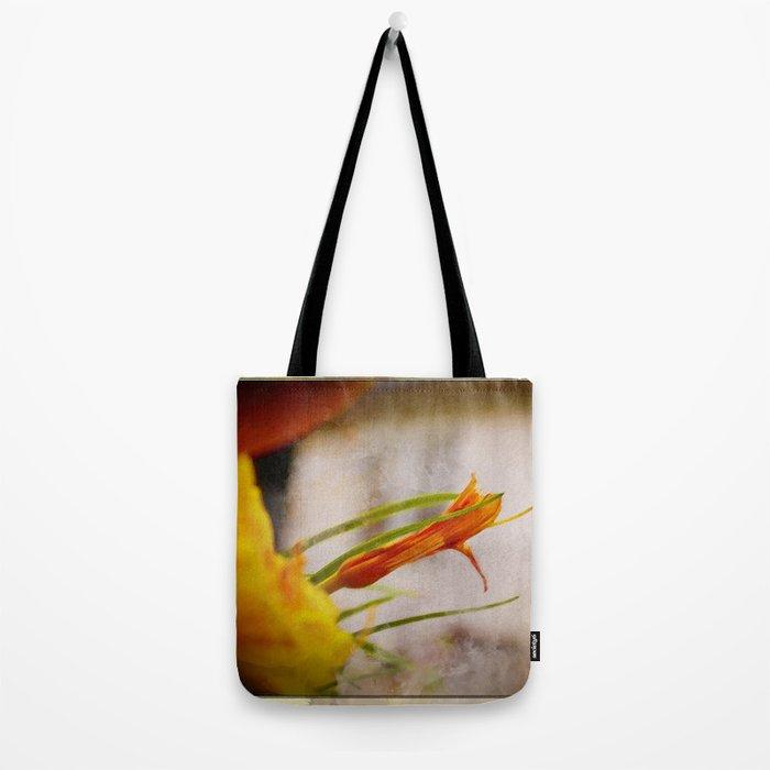 Dawn Lily Tote Bag