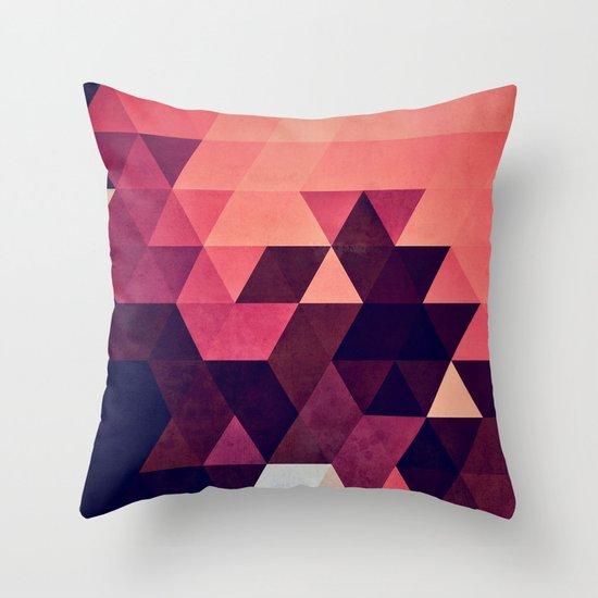 scyyr Throw Pillow
