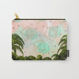 Palms and diamonds Carry-All Pouch