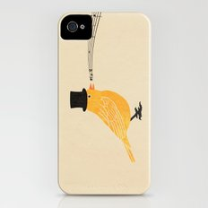 Classical Canary  Slim Case iPhone (4, 4s)