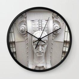 Poolman   Wall Clock
