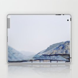Marmaris - Turkey beach view Laptop & iPad Skin