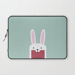 Jawdrop Bunny Laptop Sleeve