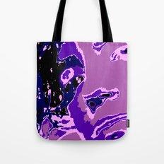 Purple Geisha Tote Bag