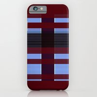 abstract lines Slim Case iPhone 6s