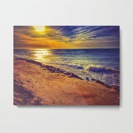 Rota Spain Beach 11 Metal Print