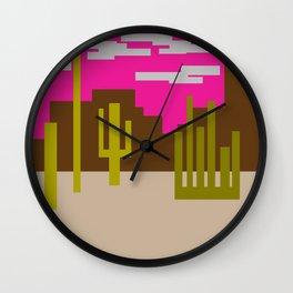 Dead End Friends Wall Clock