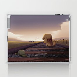 Far From Home Laptop & iPad Skin