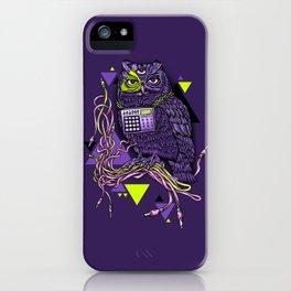 DiscOwl 6c iPhone Case