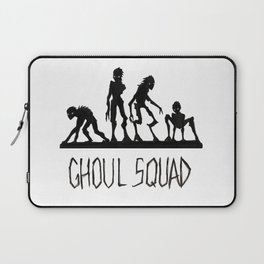 Ghoul Squad Laptop Sleeve