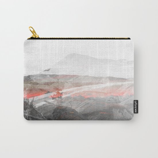 Lost Color Carry-All Pouch