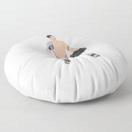 Biotic Bad Boy Floor Pillow