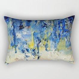 High Water by Nadia J Art Rectangular Pillow