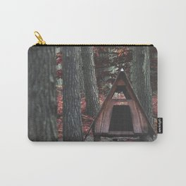 Forest Hut - Nature Photography Carry-All Pouch