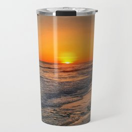 Sundown Santa Barbara Travel Mug