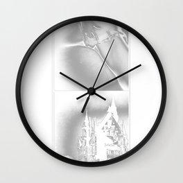 sore Wall Clock