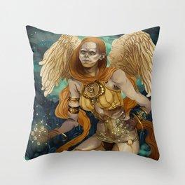 Kinnara Throw Pillow