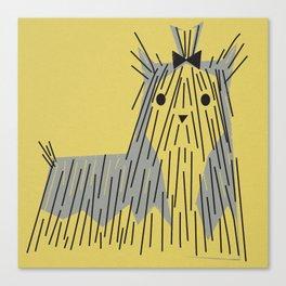 Dog_27 Canvas Print
