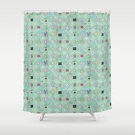 Nade Nade Shower Curtain