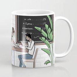 The Third Place Coffee Mug