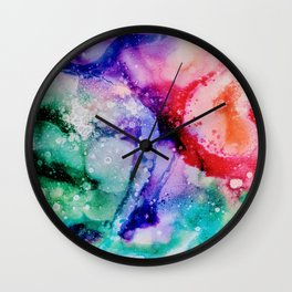Celestial Bliss Wall Clock