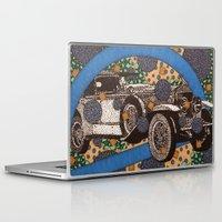 car Laptop & iPad Skins featuring Car by Aimee Alexander