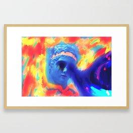 Insatiable 1 Framed Art Print