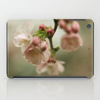 blossom iPad Cases featuring blossom by EnglishRose23