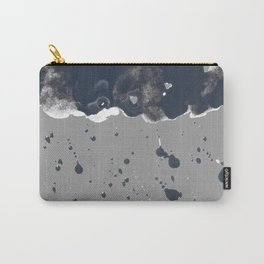 Inky Oil Cloud of Radiation Carry-All Pouch