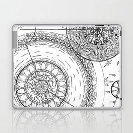 Movement of the Spheres 01 Laptop & iPad Skin