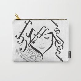 for those of you falling in love Carry-All Pouch