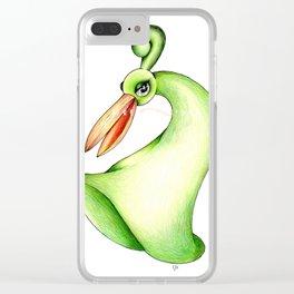 Ezero/Elzo (Zelda) Clear iPhone Case