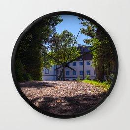 Castle Großlaupheim Wall Clock